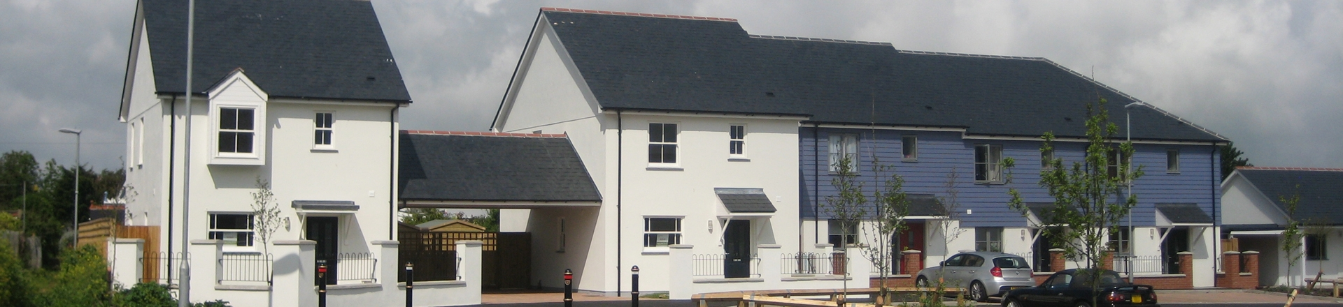 Homes at Jubilee Close