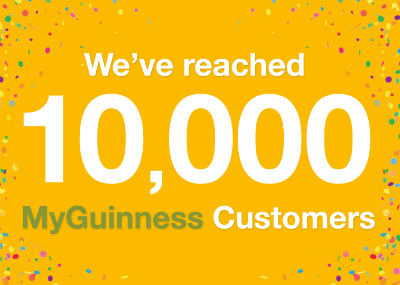 10000 MyGuinness feature